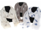 Ladies Pretty Owl Print Scarf Available in 3 Colours 9994